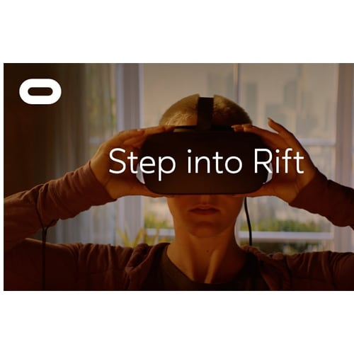 Oculus Rift: Change The Game