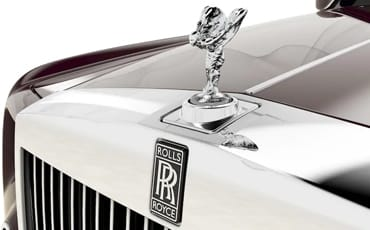 Rolls-Royce: Dawn Black Badge (Advertisement)