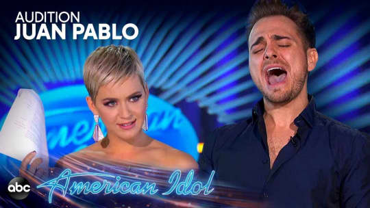 """American Idol Contestant Charms Katy Perry With """"Besame Mucho"""""""