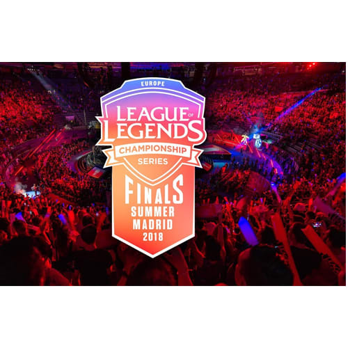 Riot Games League of Legends: #EULCS