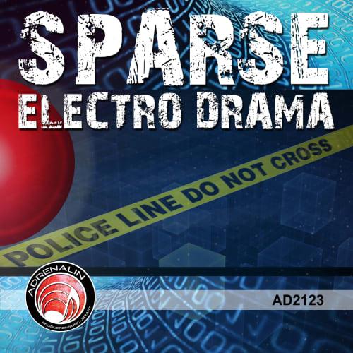 Sparse Electro Drama