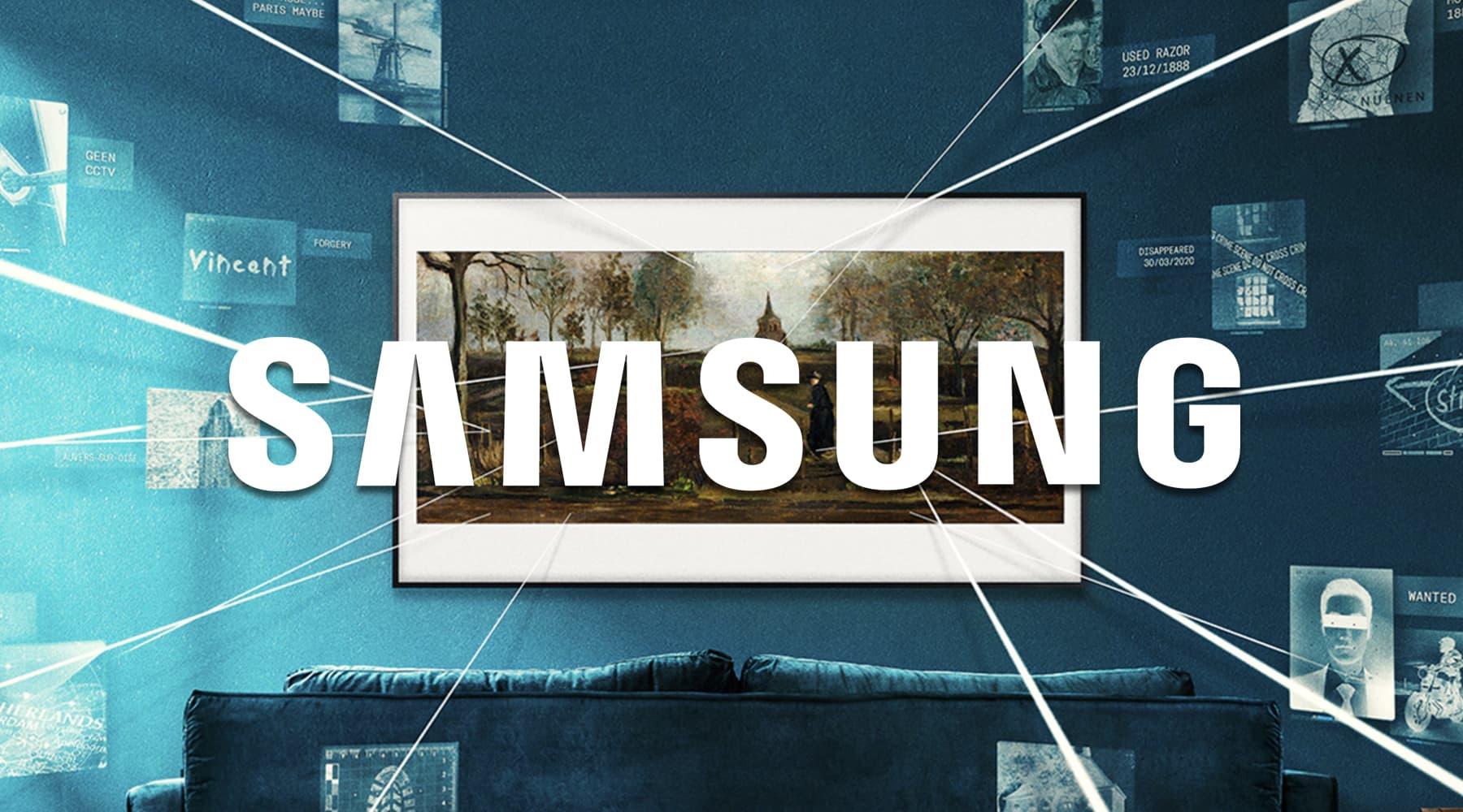 #MissingMasterpieces | Samsung