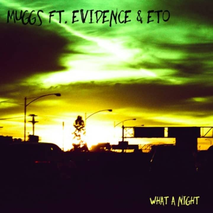 """DJ Muggs releases """"What A Night"""" featuring ETO & Evidence"""