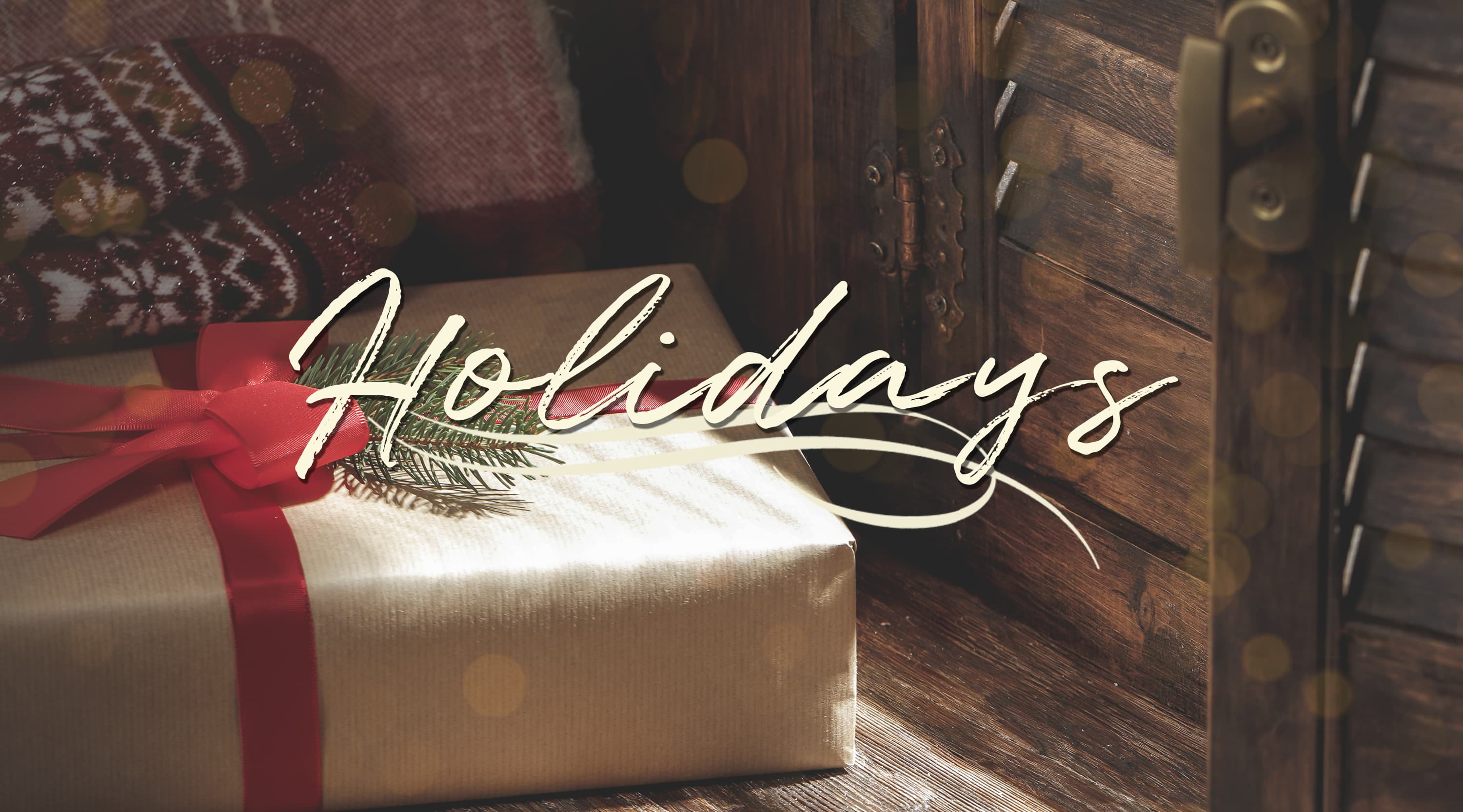 Holiday Playlists are Here