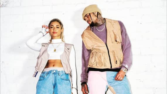 """Easy"" by Danileigh feat. Chris Brown reaches #91 on the Billboard Hot 100"
