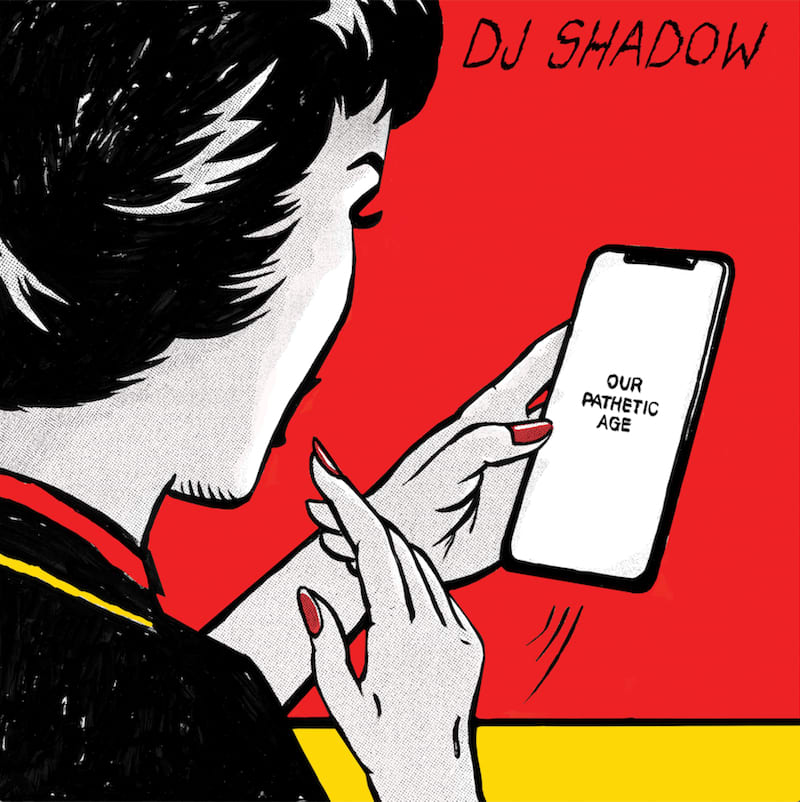 "DJ Shadow's ""Our Pathetic Age"" features ""Kings & Queens"" from Killer Mike"
