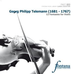 12 Fantasies for Violin