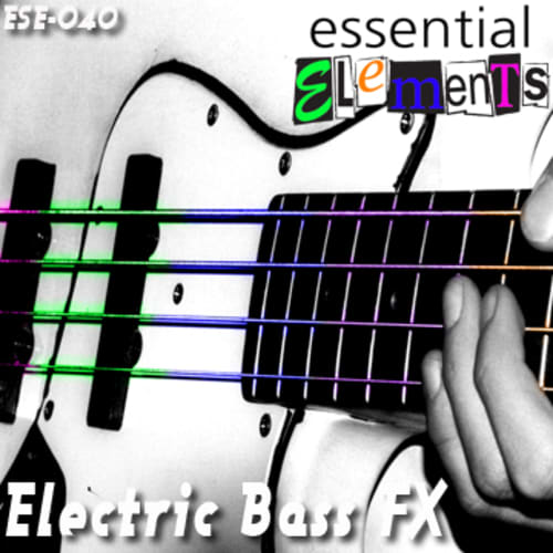 Electric Bass Fx 89