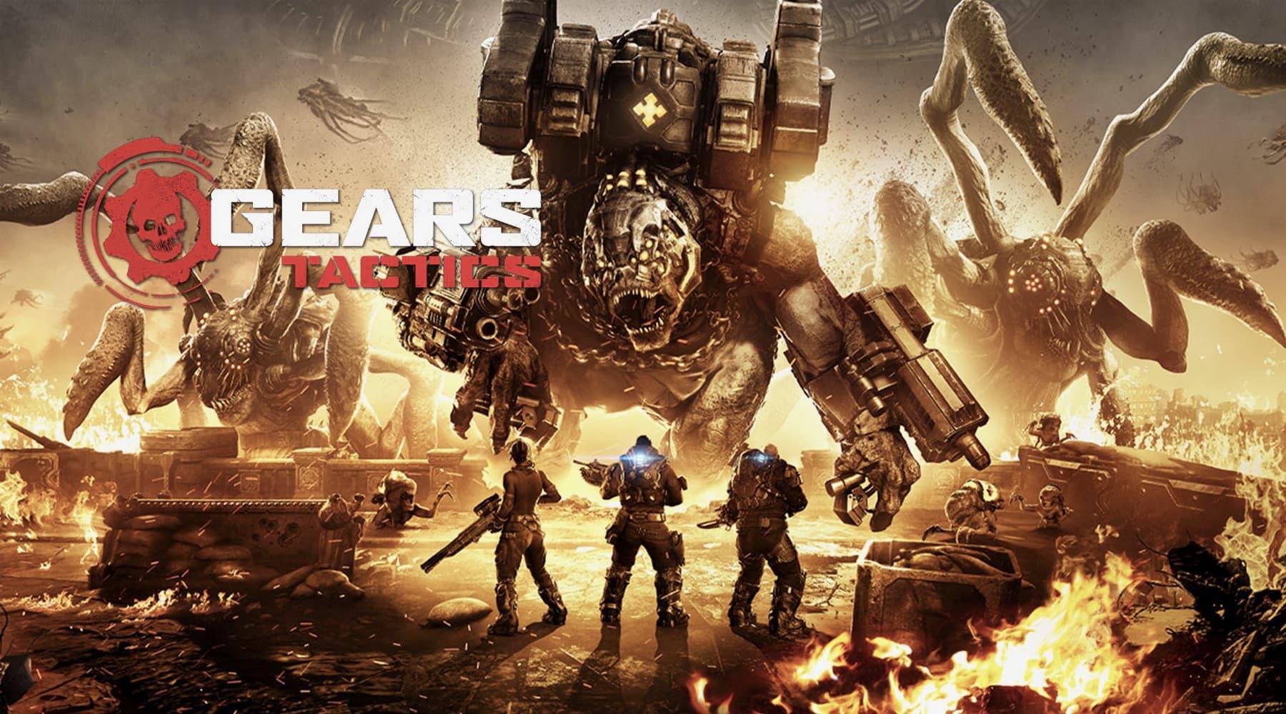 Gears Tactics | Launch Trailer