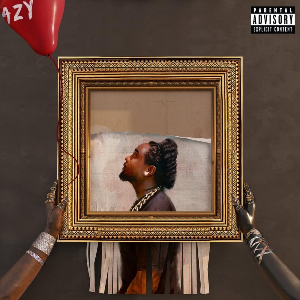 Wale's 'Wow... that's crazy' currently sits at #7 on the Billboard 200 charts