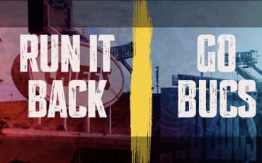Super Bowl LV Buccaneers Promo