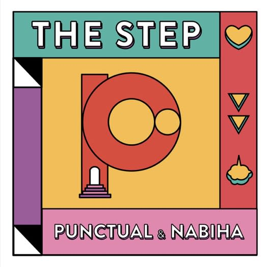 """Punctual releases """"The Step (w/ Nabiha)"""""""