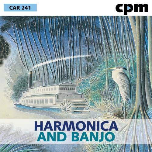 Harmonica And Banjo