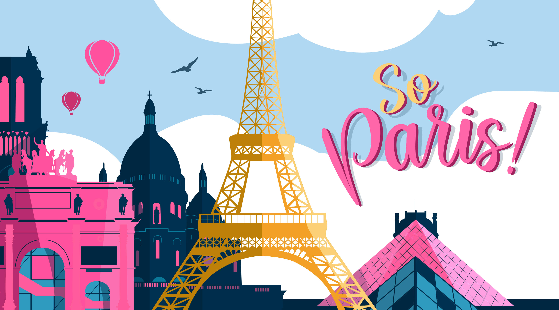 So Paris!