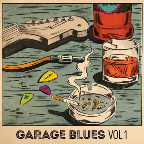 Garage Blues Vol. 1