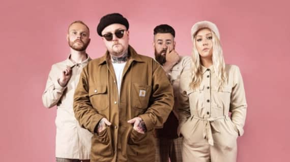 "The Lottery Winners share new single ""Start Again"""