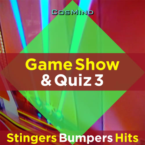 Game Show & Quiz 3 - Stingers Bumpers Hits