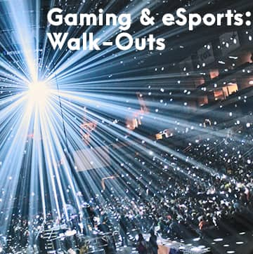 Gaming and eSports: Walk-Outs