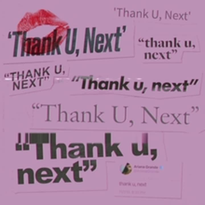 Ariana Grade scores first Billboard Hot 100 No. 1 with 'Thank U, Next'
