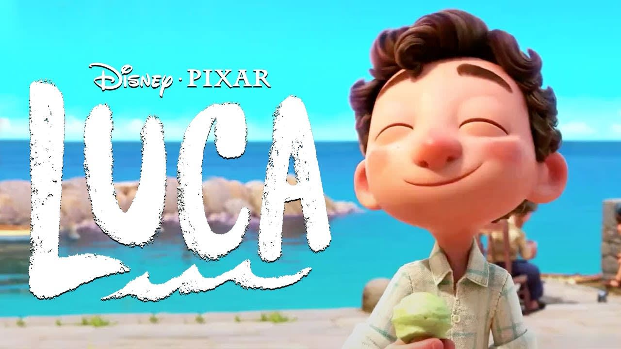 """Trailer for Pixar's upcoming film Luca features """"You Are My Sunshine"""""""
