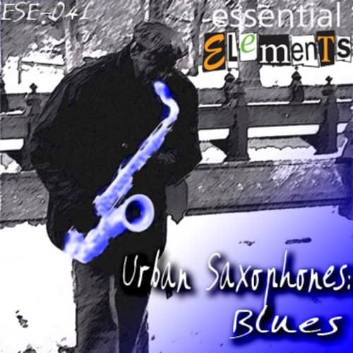 Bluesy Sax 50