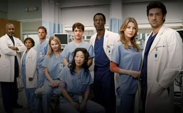 Grey's Anatomy (ABC) S16 E6