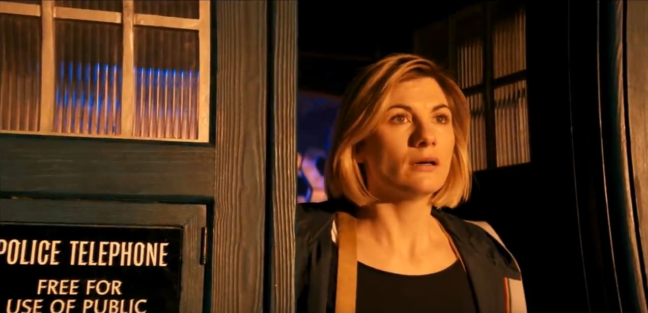 """Doctor Who promo features """"It's A Good Day to Save the World"""""""