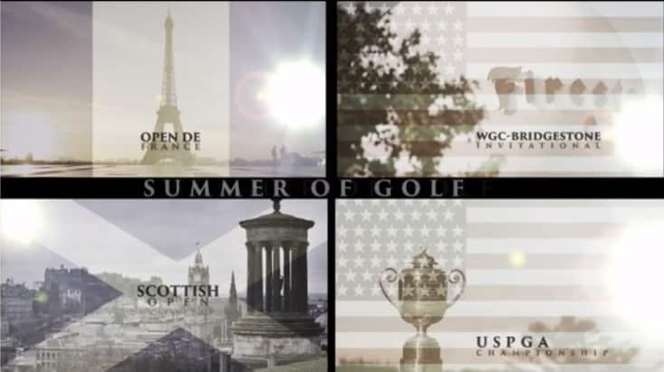Summer of Golf (Sky Golf Promo)