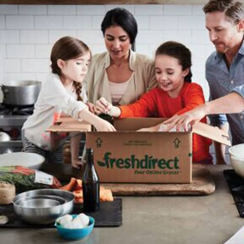 Fresh Direct Commercial