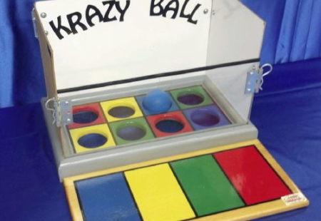 Krazy Ball Carnival Game