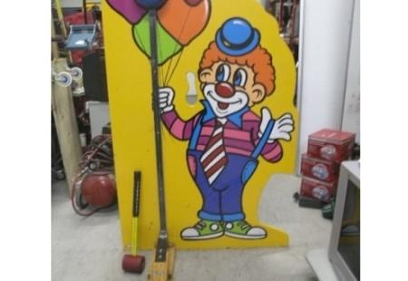 Kiddie Hi-Striker - Clown