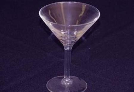 Martini Glass - 6 oz.