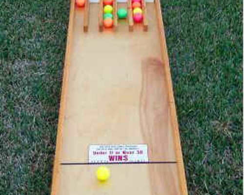 Roll & Match Carnival Game