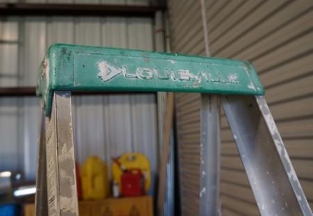6' Fiberglass Ladder