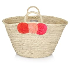 Moroccan Beach Basket