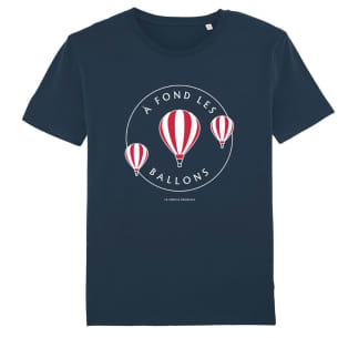 T-shirt Homme A fond les ballons