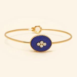 La Rose des Alizes - Lapis lazuli - Bracelet