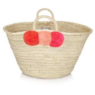 Moroccan Beach Basket