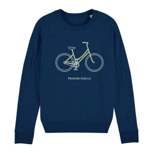 Premier Cercle- Blue Sweater - Bike Lover