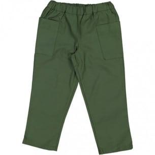 Cactus Green Pants - Unisex