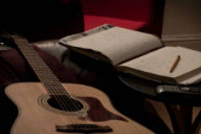 Songwriting as solace