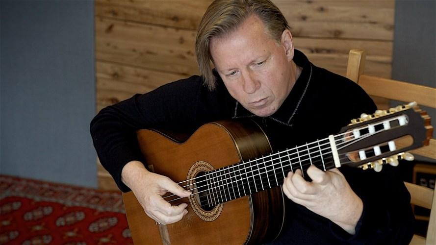 Doug de Vries Solo Recital