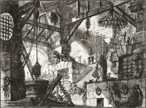 The Piranesi effect: architecture, imagination and consequences