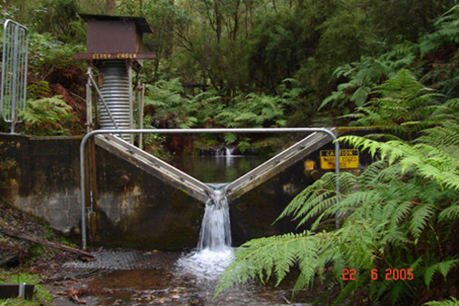 Creswick Seminar - Using Differential Catchment Analysis on a Paired Catchment Project to Pin Down the Groundwater Hydrology