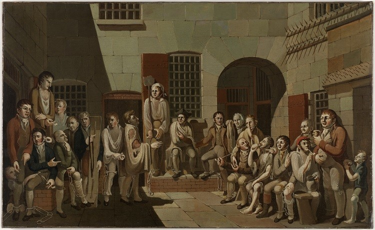Forgery in Eighteenth-Century Britain and Colonial Australian Art: A Case Study of Francis Greenway's Prison Scenes