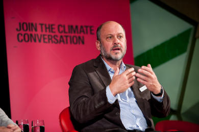 Professor Tim Flannery has spoken about the increased frequency and intensity of bushfires in fire-prone areas. Picture: www.climatecommission.gov.au