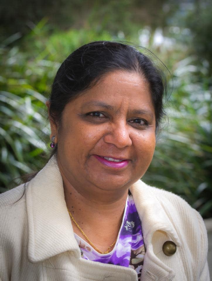 Dr Usha Manchanda