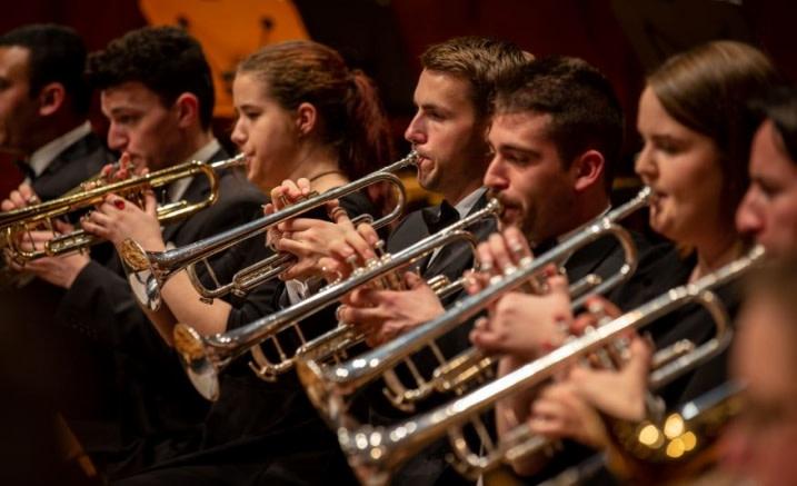 University of Melbourne Wind Symphony: Suite Images
