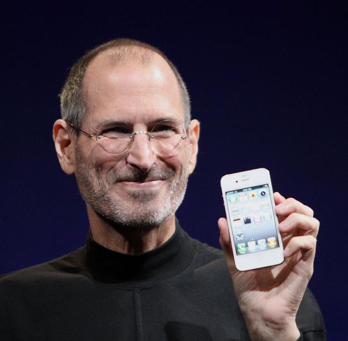 Apple co-founder Steve Jobs was a high-profile sufferer of pancreatic cancer. Picture: Matthew Yohe/Wikipedia