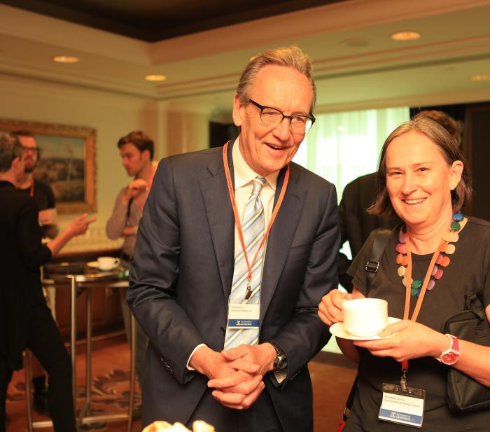 Jim Middleton, University of Melbourne and Annabelle Quince, Australian Broadcasting Corporation